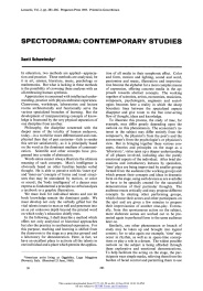 "#1 Xanti Schawinsky: ""Spectodrama: Contemporary Studies"", in Leonardo, Vol. 2, No. 3 (Jul., 1969), pp. 283-286, Published by: The MIT Press"