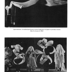 "#11 Xanti Schawinsky: ""Play, Life, Illusion "", in The Drama Review: TDR, Vol. 15, No. 3 (Summer, 1971), pp. 45-59, Published by: The MIT Press"