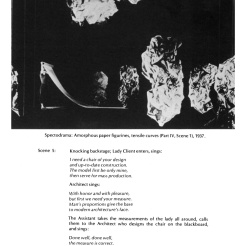 "#12 Xanti Schawinsky: ""Play, Life, Illusion "", in The Drama Review: TDR, Vol. 15, No. 3 (Summer, 1971), pp. 45-59, Published by: The MIT Press"