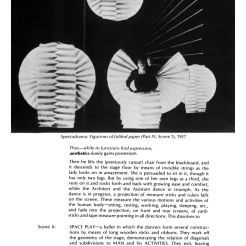 "#13 Xanti Schawinsky: ""Play, Life, Illusion "", in The Drama Review: TDR, Vol. 15, No. 3 (Summer, 1971), pp. 45-59, Published by: The MIT Press"