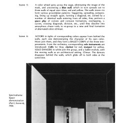 "#5 Xanti Schawinsky: ""Play, Life, Illusion "", in The Drama Review: TDR, Vol. 15, No. 3 (Summer, 1971), pp. 45-59, Published by: The MIT Press"