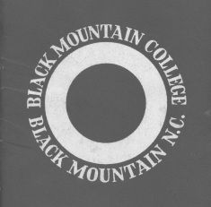 Cover Black Mountain College Bulletin: Bulletin-Newsletter, Vol. X, No. 4. November 1952