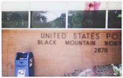 Black Mountain Post Office, Photo © Adam Void