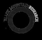 logo black mountain research white background