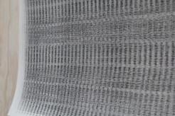 """PERFORMING the Black Mountain ARCHIVE, Anke Müffelmann in der Ausstellung """"Black Mountain. Ein interdisziplinäres Experiment 1933-57"""", Hamburger Bahnhof - Museum für Gegenwart - Berlin. Courtesy: Anke Müffelmann."""
