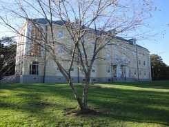 North Carolina State Archive's Western Regional Archive Building, Asheville, North Carolina. Photo: Matilda Felix, 2014.