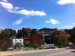 Impressions of Asheville, North Carolina. Photo: Matilda Felix, 2014.