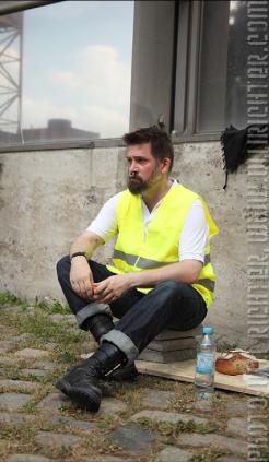 Building Character - Christopher Studer-Harper / Foto Ulli Richter